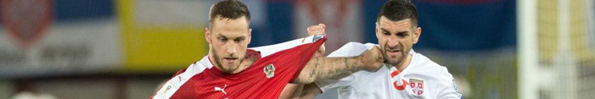 Marko Arnautovic and Austria feature in our European football tips