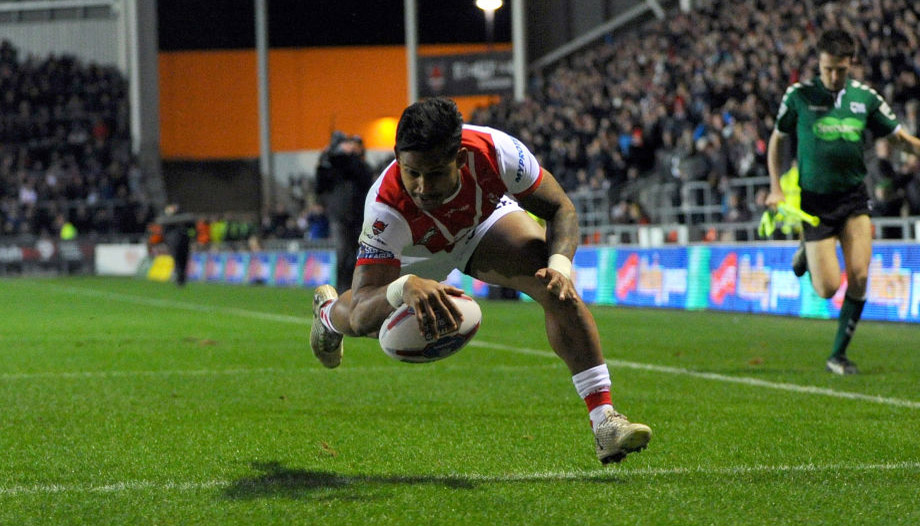 Super League: Saints, Red Devils and Dragons in Round 16 treble