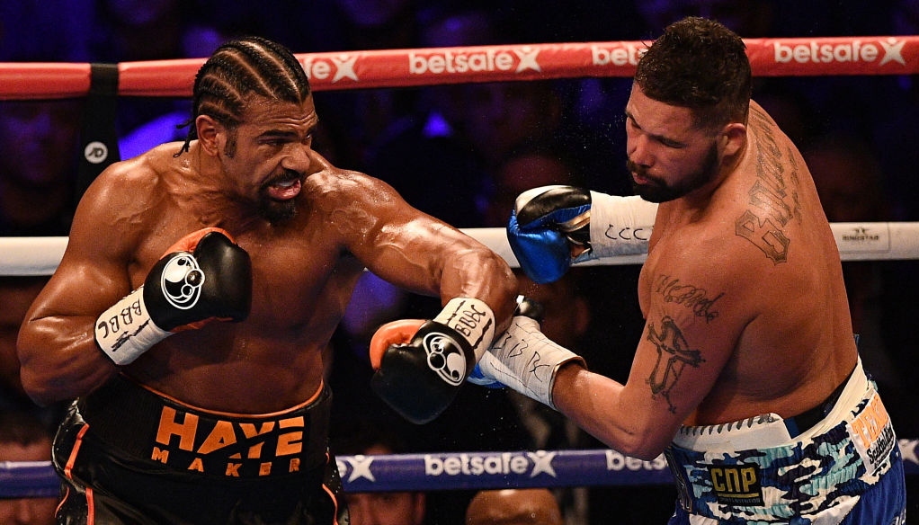 Haye vs Bellew 2: Hayemaker backed for revenge in rematch