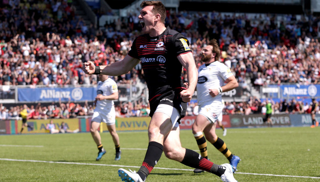 Aviva Premiership final: Saracens to see off Chiefs at Twickenham