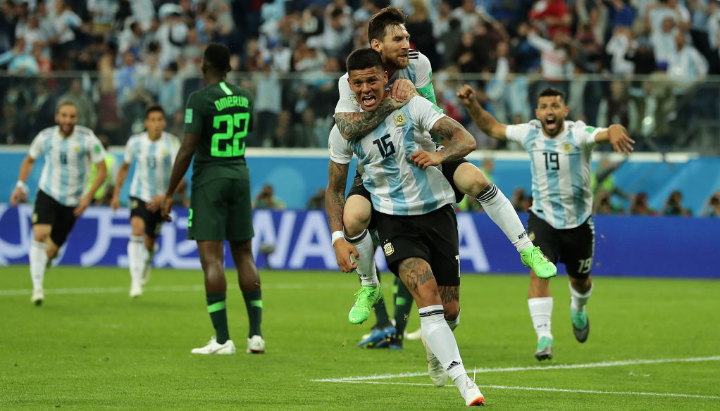 France vs Argentina: Extra-time on the cards in Kazan