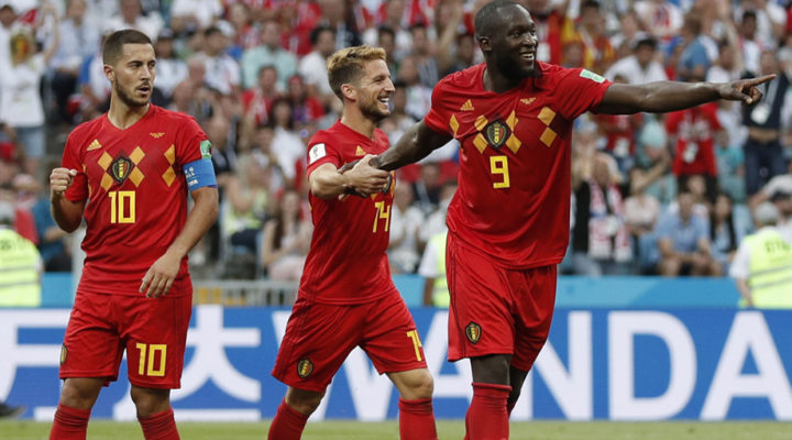 Belgium feature in our European football tips