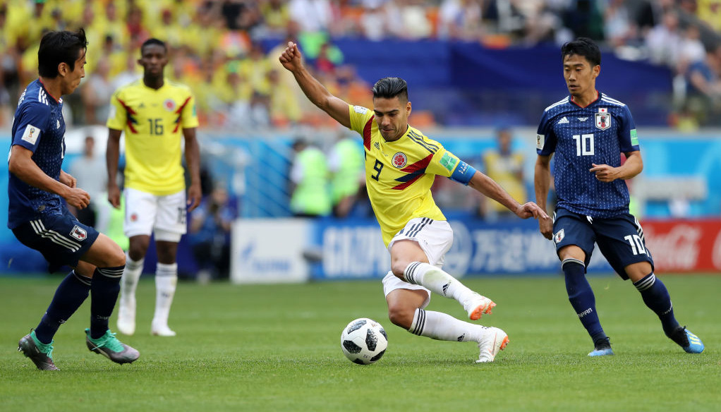 Poland vs Colombia: Falcao to fire for Los Cafeteros