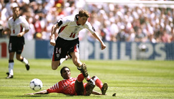 Darren Anderton Q&A: Former international on England's World Cup chances