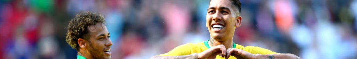Brazil vs Uruguay: Selecao to win open contest in London