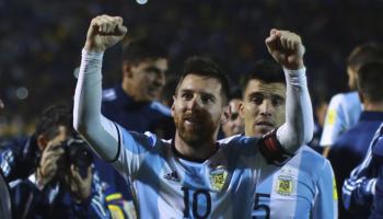 Máximos goleadores en el Grupo D: todos esperan a Messi