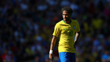 Máximos goleadores del Grupo E: protagonismo absoluto para Neymar