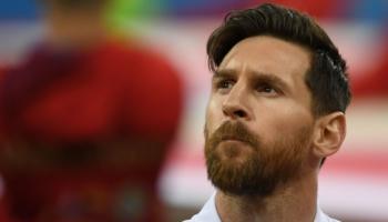 Nigeria-Argentina: castigo o liberación para Messi