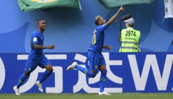 Serbia-Brasile,  Seleção alla prova del nove