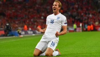 Máximos goleadores del grupo G: Kane llega para marcar