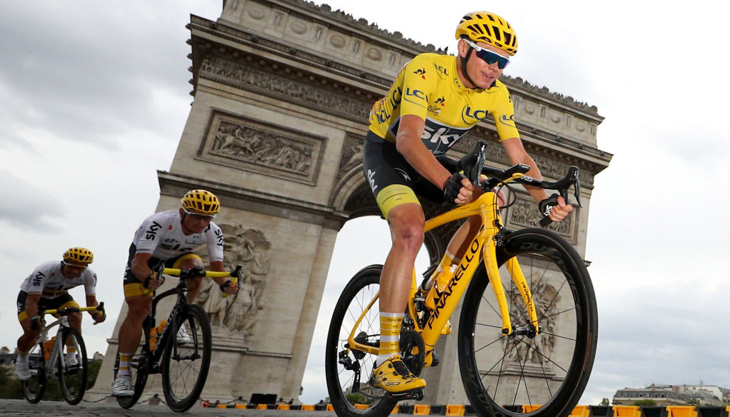Tour de France: Froome fancied for fifth yellow jersey