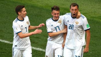 Rusia-Croacia: el camino a la final pasa por el anfitrión