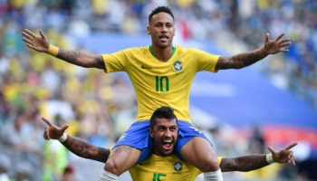 Brasil-Bélgica: una final anticipada