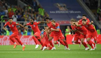 Svezia-Inghilterra, tutto gira bene per i Tre Leoni