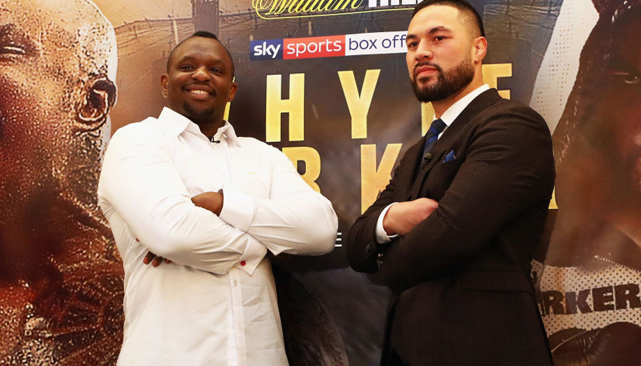 Whyte vs Parker: Kiwi has clear edge in technique