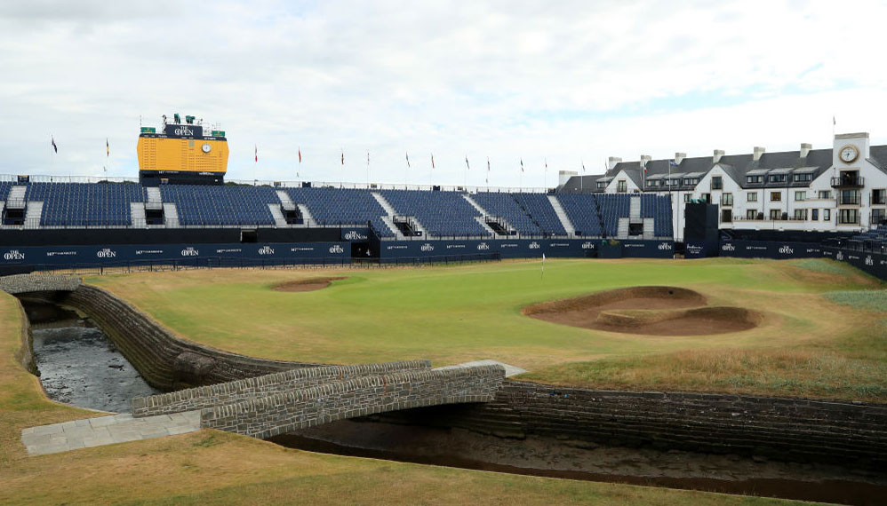 The Open: Match betting tips for Carnoustie