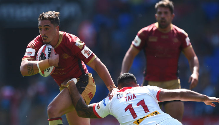Challenge Cup final: Dragons can roar to Wembley win