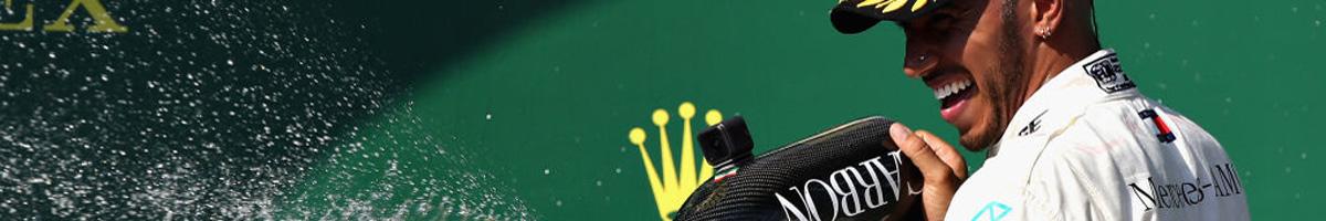Mexican Grand Prix: Hamilton fired up after Suzuka slips