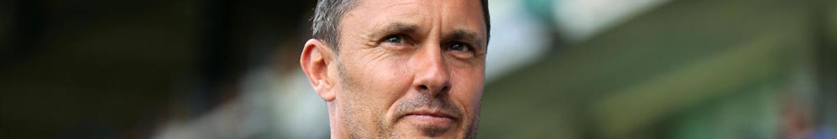 Ipswich manager Paul Hurst