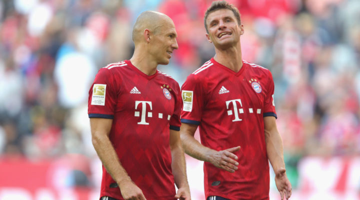 Bayern Munich feature in our European football tips