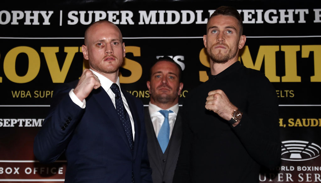 Groves vs Smith: Saint George to be too slick for Mundo