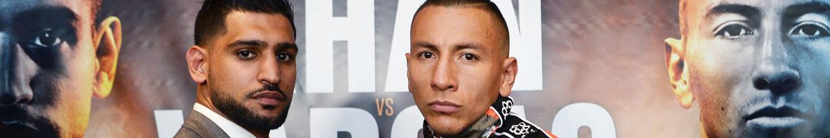 Khan vs Vargas: Briton to bide his time
