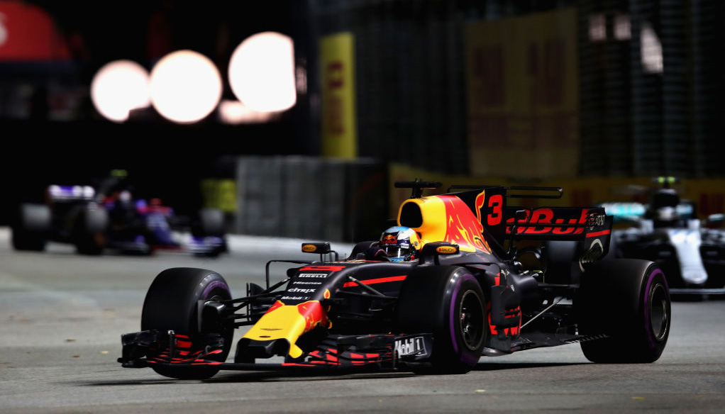 Singapore Grand Prix: Street circuit to suit Red Bull again