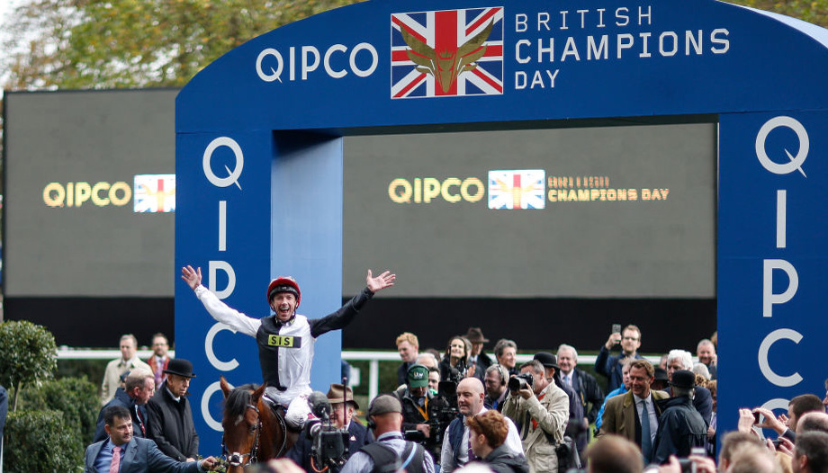 ITV racing tips: Ascot selections from British Champions Day