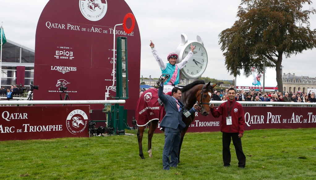 Prix de l'Arc de Triomphe: Enable ready for double delight