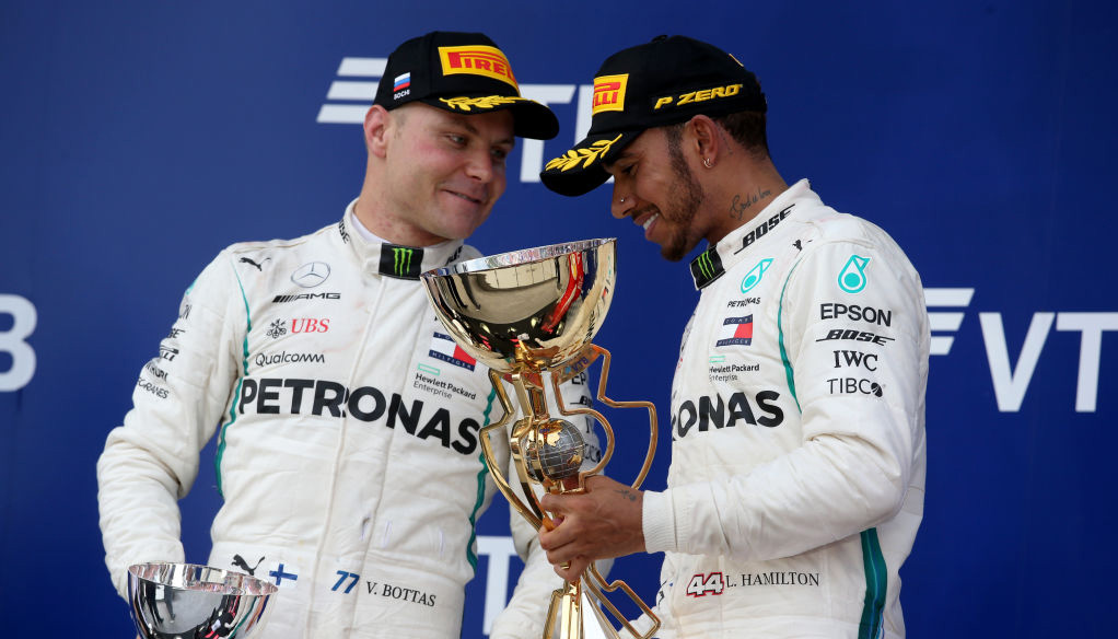 Japanese Grand Prix: Hamilton to enjoy fifth Suzuka success