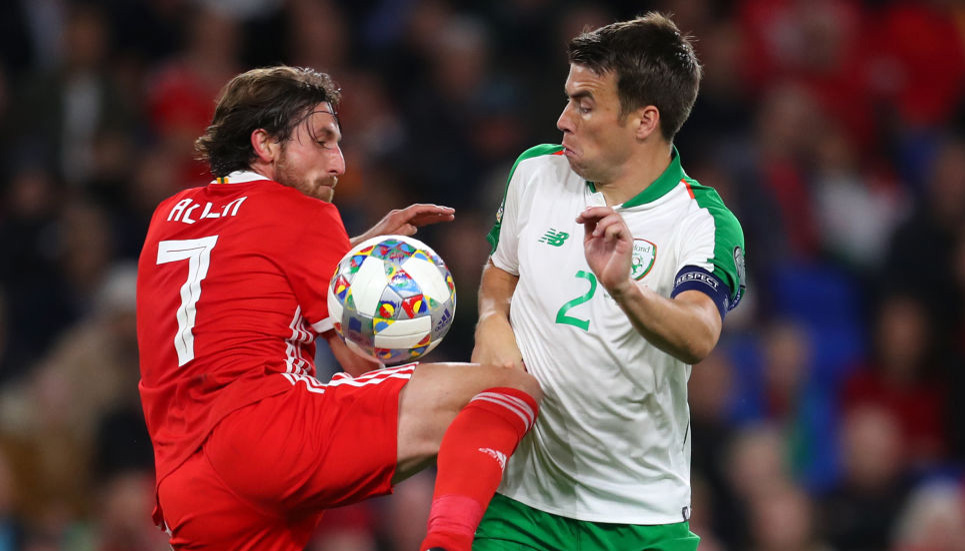 Gibraltar vs Republic of Ireland: Easy return for McCarthy