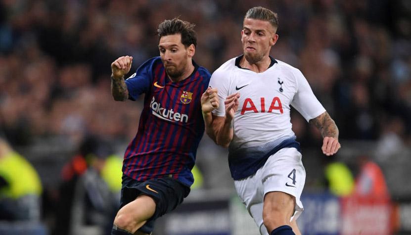 Barcelona vs Tottenham: Spurs to come up short at Camp Nou