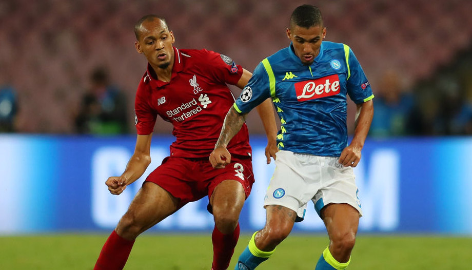 Liverpool vs Napoli: Visitors value to pick up vital point