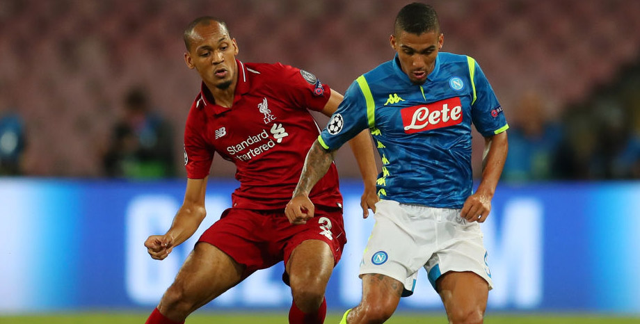 Liverpool vs Napoli Prediction, Betting Tips & Odds | 11/12