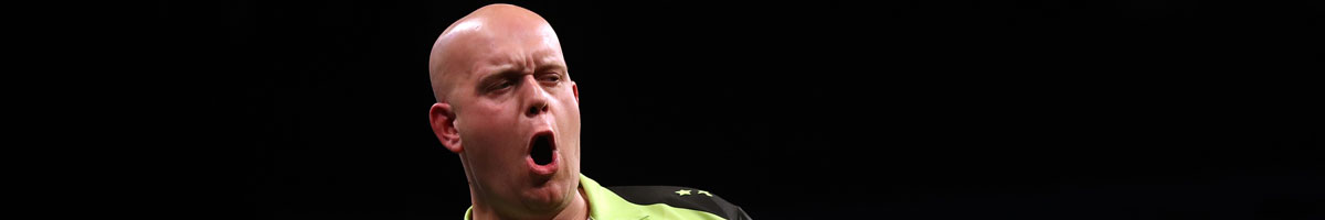 Grand Slam of Darts interview: MVG, Anderson, Cross and Wade on the tournament