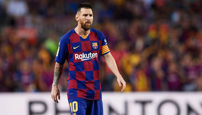 Ballon D'Or odds: Messi still fav, but betting more wide open