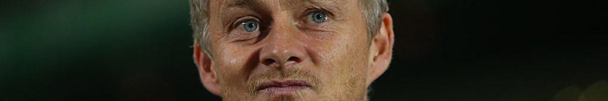 Man Utd boss Ole Gunnar Solskjaer