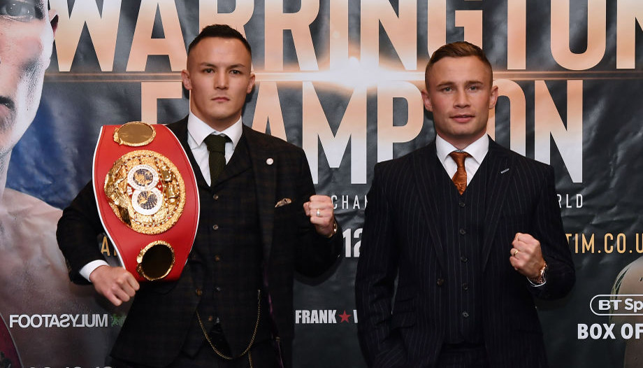 Warrington vs Frampton: Jackal just has the edge in class
