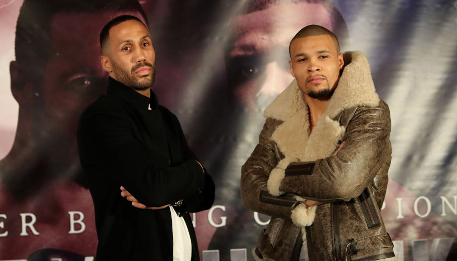 DeGale vs Eubank: Chunky looks there for the taking