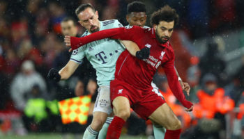 Test Richard Gruberbauer: Bayern vs. Liverpool (copy for testing - never publish)