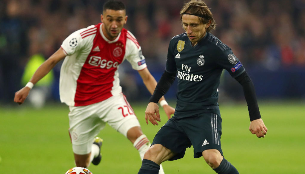 Real Madrid vs Ajax: Whites to finish off plucky Dutch outfit