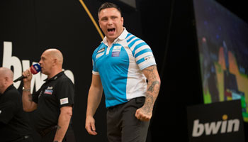 PDC World Darts Championship: Price can be right for Gerwyn