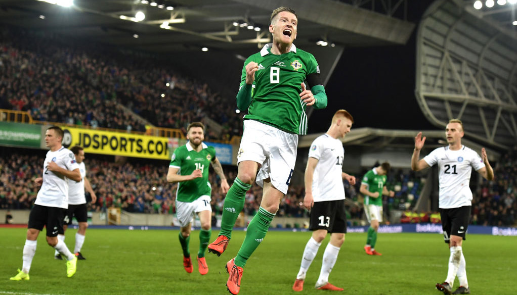 Northern Ireland vs Belarus: Hosts to grind out victory