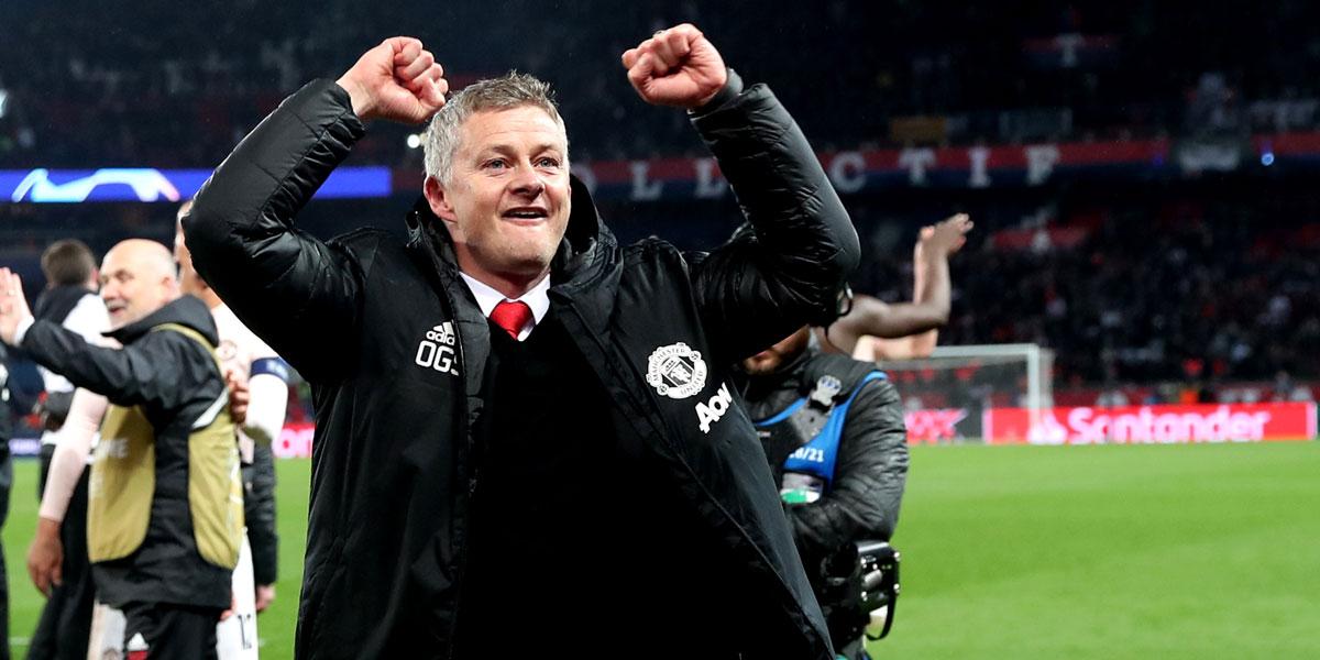 Man Utd caretaker manager Ole Gunnar Solskjaer