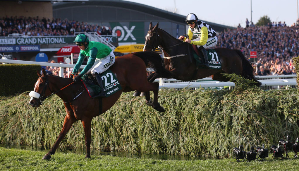 Aintree tips: Saturday selections for Grand National Festival