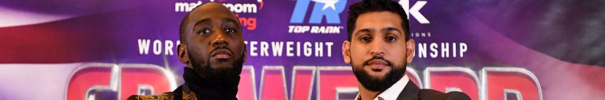 Crawford vs Khan: Bolton boxer to suffer New York KO