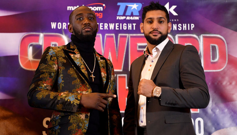 Crawford vs Khan: Bolton boxer to suffer New York KO