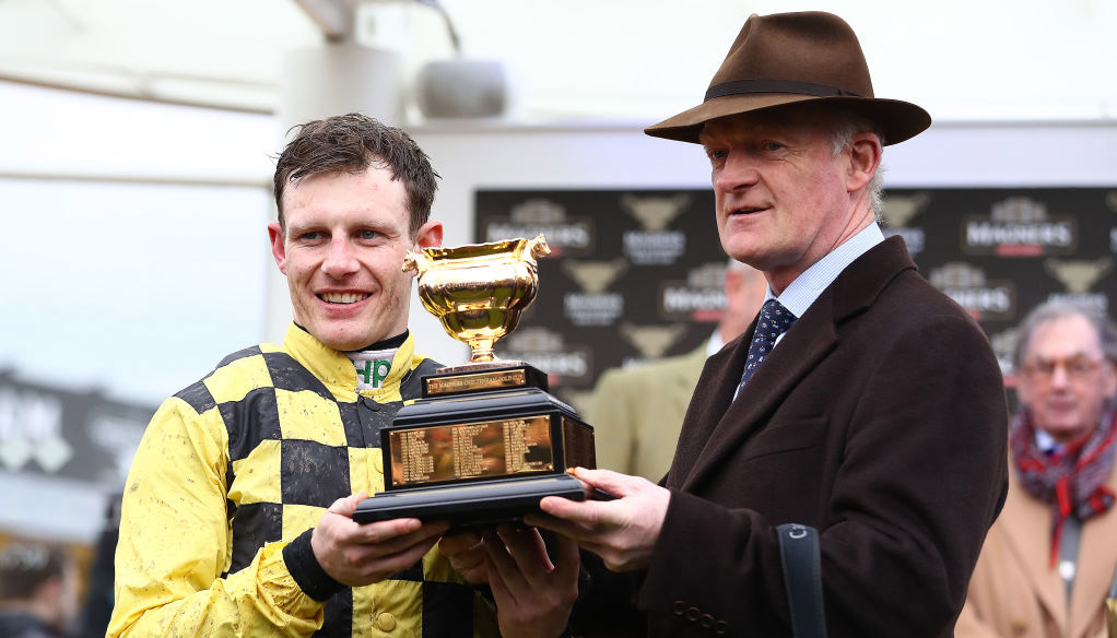 Cheltenham Gold Cup: Santini to star in blue riband event