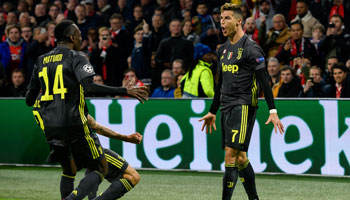 Juventus vs Ajax: Old Lady can book place in last four