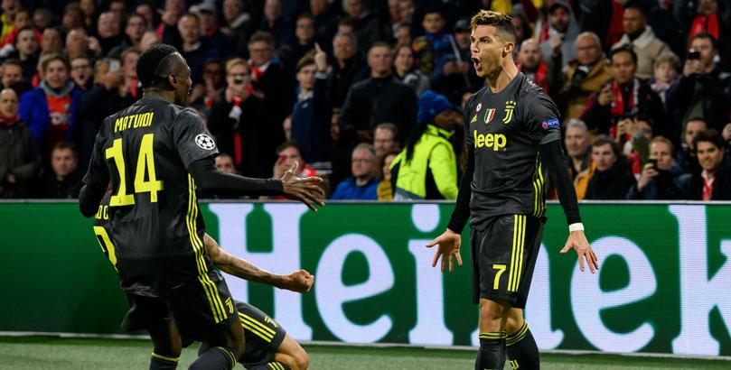 31e70daa2 Juventus vs Ajax Prediction Betting Tips   Odds